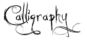 Calligrapht Font Download